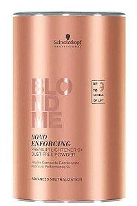 Schwarzkopf BlondMe Premium 9+ - Pó Descolorante Reforçador de Pontes 450g
