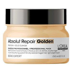 L'Oréal Professionnel Absolut Repair Gold Quinoa + Protein Golden - Máscara Light 250ml