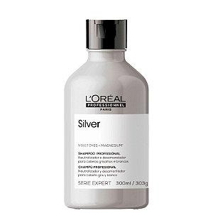 L'Oréal Professionnel Magnesium Silver - Shampoo 300ml