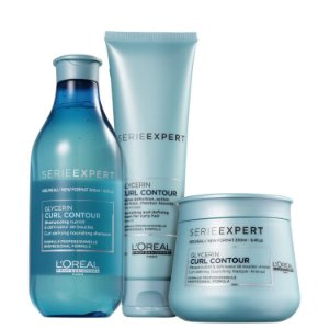 Kit L'Oréal Professionnel Serie Expert Curl Contour (3 Produtos)