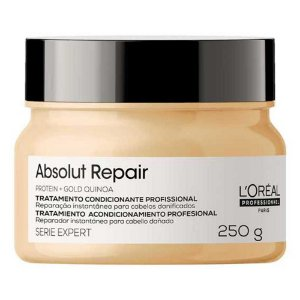 L'Oréal Professionnel Absolut Repair Gold Quinoa + Protein - Máscara 250ml