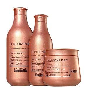 Kit L'Oréal Professionnel Absolut Repair Pós-Química (3 Produtos)