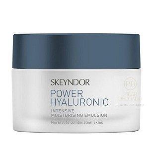 Skeyndor Power Hyaluronic - Emulsão Hidratante Intensivo Pele Normal 50ml