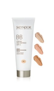 BB CREAM Age Defence Nº2 FPS15 Linha Clear Defense 40ml, SKEYNDOR