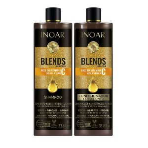 Inoar Blends KIT Shampoo e Condicionador 1Lt