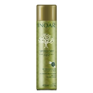 Inoar Argan Speed Dry Spray Secante para Esmaltes 400ml