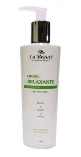 Creme Relaxante Muscular La Beauté 250g
