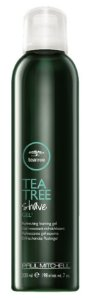 Paul Mitchell Tea Tree Shave Gel - Espuma de Barbear 200ml