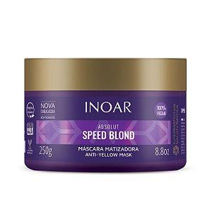 Speed Blond Máscara INOAR 250g