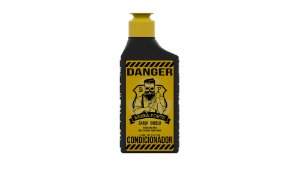 Barba Forte Danger - Condicionador Barba e Cabelo 250ml