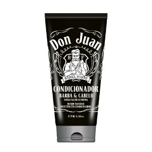 Barba Forte Don Juan - Condicionador Barba e Cabelo 170ml