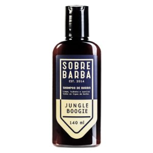 Sobrebarba Jungle Boogie - Shampoo para Barba 140ml