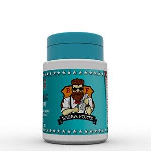 Barba Forte Hipster Powder Wax - Pomada modeladora em Pó 15g
