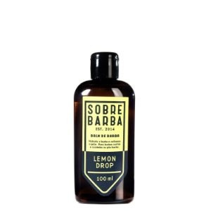 Sobrebarba Lemon Drop - Viagem - Balm de Barba 100ml
