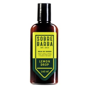 Sobrebarba Lemon Drop - Balm de Barba 140ml