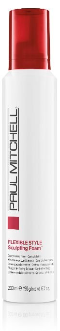 Paul Mitchell Flexible Style Sculpting Foam - Mousse Hidratante 200ml
