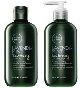 Kit Paul Mitchell Tea Tree Lavender Mint Moisturizing Shampoo + Condicionador 300ml