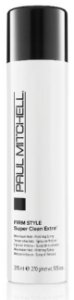 Super Clean Extra Firm Paul Mitchell 315ml