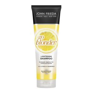 John Frieda Sheer Blonde Go Blonder Lightening - Shampoo 245ml