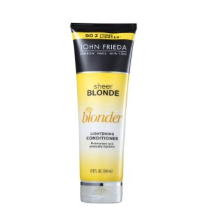 John Frieda Sheer Blonde Go Blonder Lightening - Condicionador 245ml