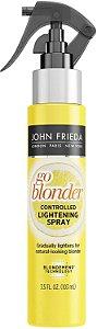 John Frieda Sheer Blonde Go Blonder Controlled Lightening Spray - Clareador 103ml
