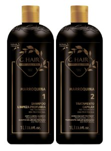 G.HAIR KIT Marroquino 1Lt
