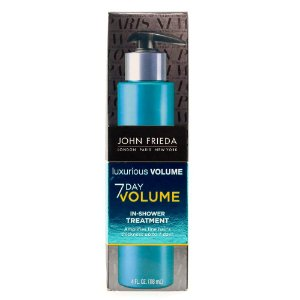 John Frieda Luxurious Volume 7 Day In-Shower - Tratamento Capilar 118ml