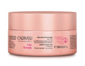 Máscara Reparadora Hair Remedy CADIVEU 200ml