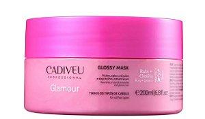 Cadiveu Glamour Glossy - Máscara Capilar 200ml