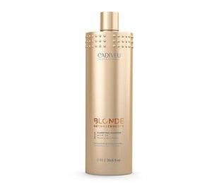 Cadiveu Blonde Reconstructor Clarifying Shampoo 1 Litro