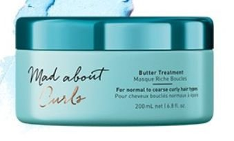 Schwarzkopf Mad About Curls Butter Treatment - Máscara 200ml