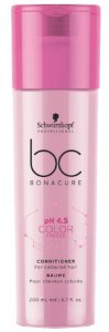 BC pH 4.5 Color Freeze Condicionador SCHWARZKOPF 200ml