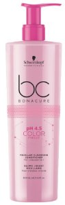 BC pH 4.5 Color Freeze Micellar Cleansing Condicionador SCHWARZKOPF 500ml