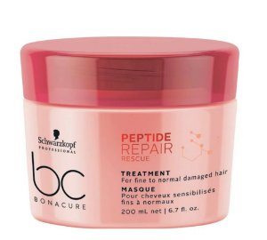 Schwarzkopf BC Bonacure Peptide Repair Rescue Treatment - Máscara 200ml