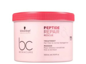 Schwarzkopf BC Bonacure Peptide Repair Rescue Treatment - Máscara 500ml