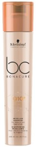 BC Q10+ Time Restore Micellar Shampoo SCHWARZKOPF 250ml
