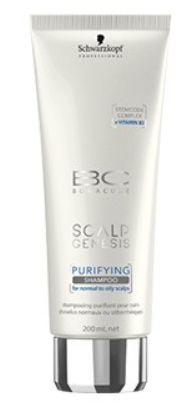 Schwarzkopf BC Scalp Genesis - Shampoo Purificante 200ml
