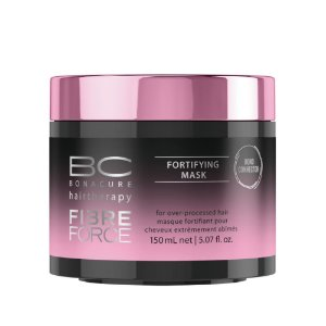 Schwarzkopf BC Fibre Force Fortifyng - Máscara Fortificante 150ml