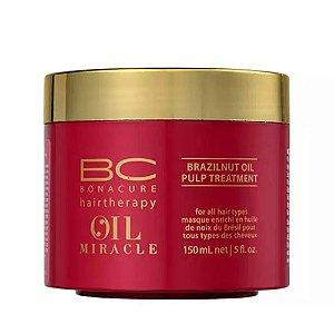 Schwarzkopf BC Bonacure Oil Miracle Brazilnut - Máscara 150ml