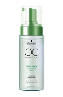 Schwarzkopf BC Collagen Volume Boost - Condicionador em Espuma 150ml