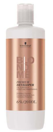 Schwarzkopf BlondMe Loção Ativadora Premium 6% (20 Vol) 1000ml