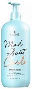 MAC Mad About Curls Shampoo sem Sulfato SCHWARZKOPF 1000ml