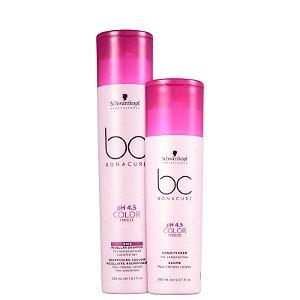 Kit Schwarzkopf BC Bonacure pH 4.5 Color Freeze Home Care - Shampoo e Condicionador