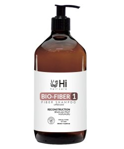 Hi Hair Care Bio Fiber 1 Fiber - Shampoo 500ml