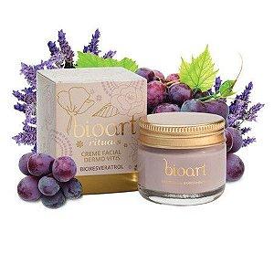 Bioart Creme Facial Bioresveratrol - Anti-idade 30g