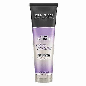 John Frieda Sheer Blonde Color Renew Tone-Correcting - Condicionador 250ml