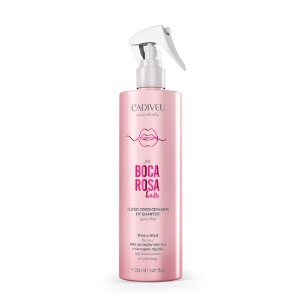 Cadiveu Boca Rosa Hair Fluído Condicionante de Quartzo - Leave-in 215ml