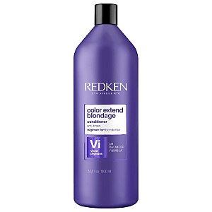 Redken Color Extend Blondage - Condicionador Matizador 1000ml