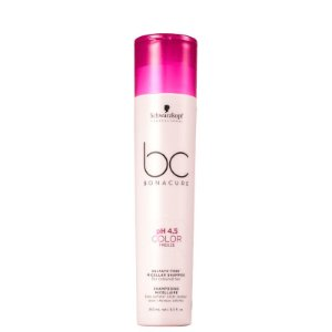 Schwarzkopf BC Bonacure pH 4.5 Color Freeze - Shampoo sem Sulfato 250ml