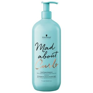 Schwarzkopf Mad About Curls - Shampoo Pouca Espuma 1000ml